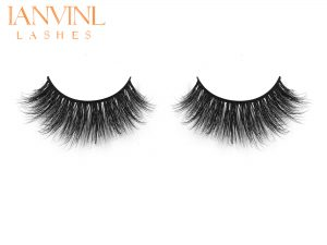 Top Quality 3D Mink Eyelashes 5 Pairs And 3D Mink Eyelashes Custom 3D Mink Eye Lashes