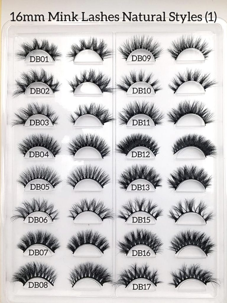 16Mm Mink Lashes
